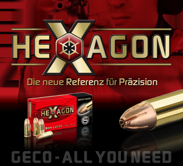 GECO Hexagon